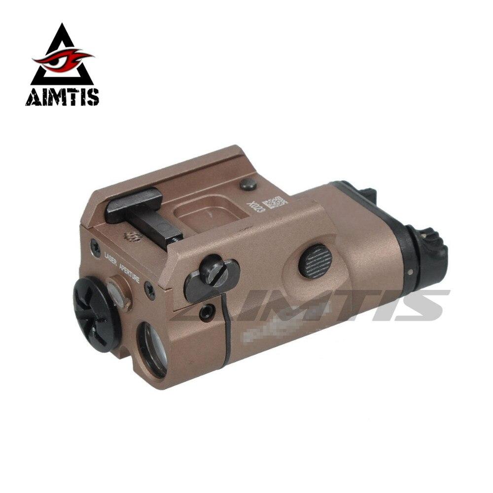 aimtis xc2 luz laser compacto pistola lanterna 04