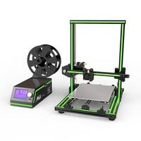 Anet E10 Aluminum Frame Multi Language 3D Printer DIY Set