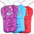 Envío Libre Cochecito Accesorios, el Aumento de engrosamiento Cojín Cochecito, Rojo Azul Púrpura Cochecito Para El Bebé