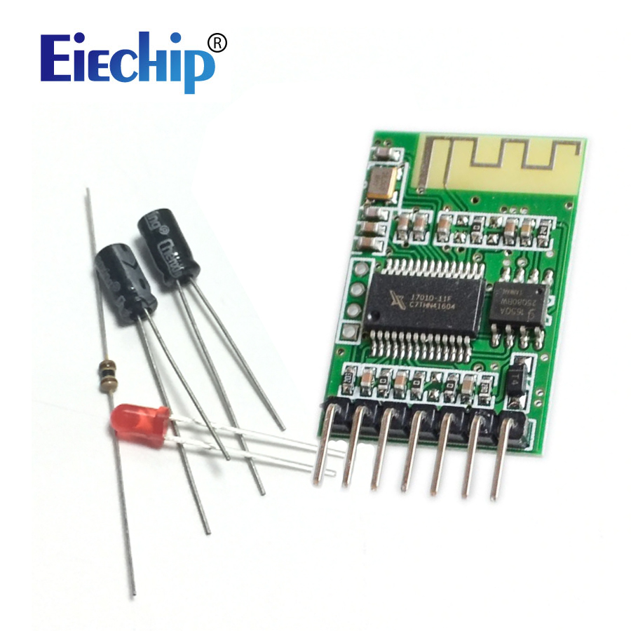 Bluetooth audio receiver template, stereo wireless speaker, power amplifier modified DIY Bluetooth module 4.0