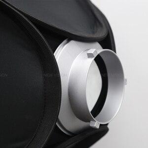 Image 5 - 150 مللي متر ضياء. تصاعد شفة حلقة محول ل فلاش الملحقات يناسب بونز جبل مناسبة ل غودوكس S نوع سوفت بوكس