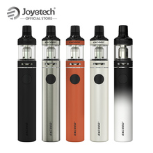 Original Joyetech Exceed D19 Kit With 1500mAh Built-in Battery 2ml Exceed D19 Atomizer in EX Head Vape Pen Electronic Cigarette
