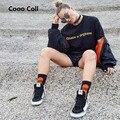 2017 men women brand Palace Gosha Rubchinskiy tee T shirt Tacchini tee Russian printing thrasher tops Harajuku t-shirt Cooo Coll