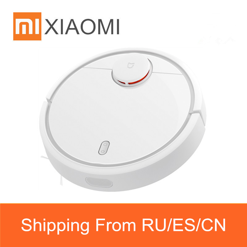 2016 NEW BEST Original XIAOMI Robotic Vacuum Cleaner LDS Planned Type ASPIRADOR rak dinding minimalis diy