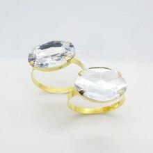 Новинка 4 шт./партия LKERAN кольцо акриловое, для салфетки Свадебная вечеринка банкетные салфетки обеденные кольца рождественские украшения