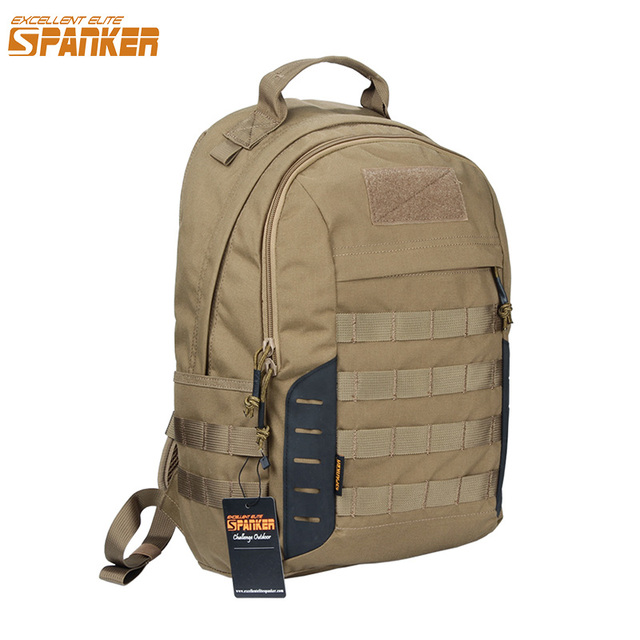 9a5a1086c2f8 EXCELLENT ELITE SPANKER Outdoor Military Molle Backpack Tactical Army Men  Travel Nylon Bag Military Backpacks Hiking
