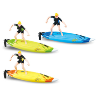 Summer Toy Kids pool water play toy educational toy RC Surfer Surfboard Electric Radio Control SpeedBoats sailboat rc boat toys