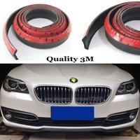 For BMW 1 E82 E87 E88 X1 E84 X3 E83 3 E46 E90 E91 E92 E93 M3 E46 E92 E93 Car Front Rubber Bumper Lip Splitter Skirt Protector