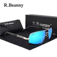 R.Bsunny R7613 Classic Polarized Men Sunglasses Fashion Style Sun Glasses Brand Design