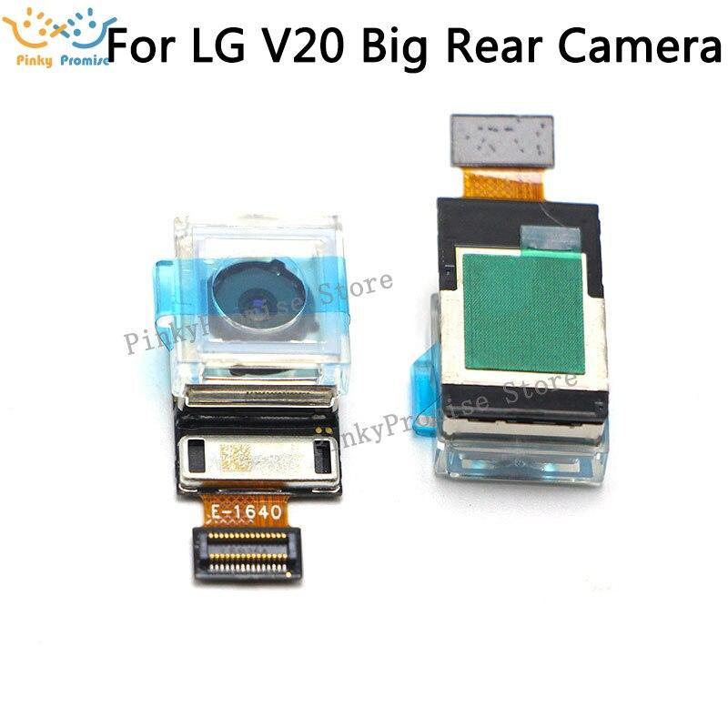 Original Big Back Camera Rear Camera with Flex Cable For LG V20 H910 H918 VS995 Rear