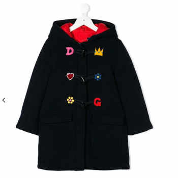 Warm Mother Son Mother Daughter Woolen Jacket Cotton Padded Puffer Father Son Outwear Winter Coat Family Matching Clothes