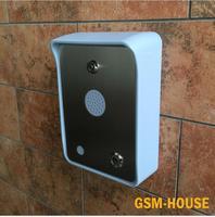 Automatico del portello del Cancello di blocco Intelligenza GSM di Controllo di Accesso e Citofono Appartamento supporta fino a 200 numeri di telefono autorizzati