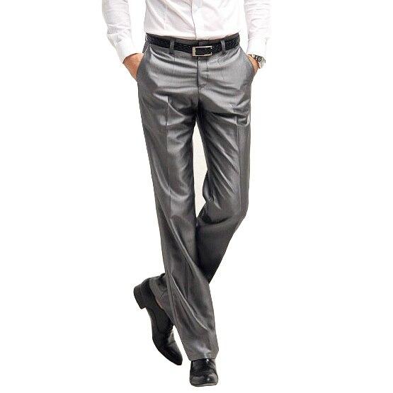 2018 Новое поступление костюм брюки мужские классические брюки мужской Slim Fit платье брюки мужские мода на заказ бизнес-Blazer брюки