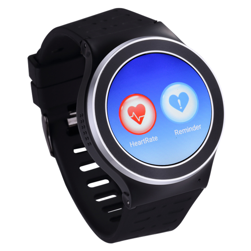 S99 3G Smart Watch Android 5.1 2.0MP Cam GPS WiFi Pedometer Heart Rate 3G Smartwatch PK KW88 No.1 D5 X3 Plus android 5 1 smartwatch x11 smart watch mtk6580 with pedometer camera 5 0m 3g wifi gps wifi positioning sos card movement watch