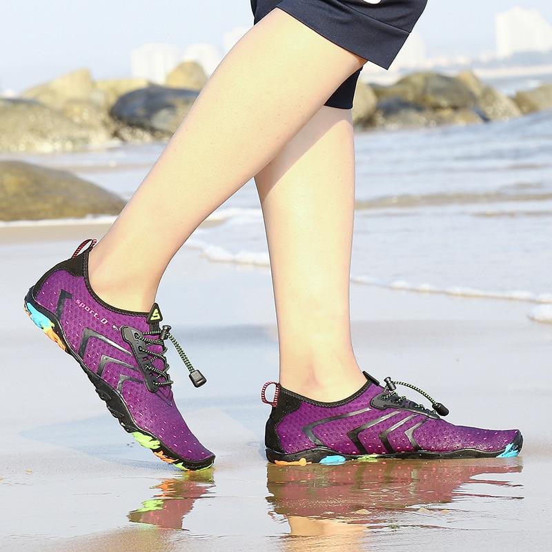 Summer Breathable Beach Sandals Aqua Men's Shoes 5