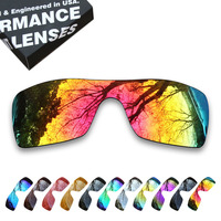 4023c9e77 ToughAsNails Polarized Replacement Lenses For Oakley Batwolf Sunglasses  Multiple Options
