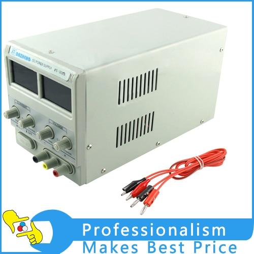 DAZHENG 30V 5A Variable DC Power Supply Digital Display Lab Grade PS-305D rps3020d 2 digital dc power adjustable power 30v 20a power supply linear power notebook maintenance