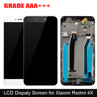 100 New MI Hongmi 4X LCD Display Digitizer Touch Screen Assembly Replacement For Xiaomi Redmi 4X