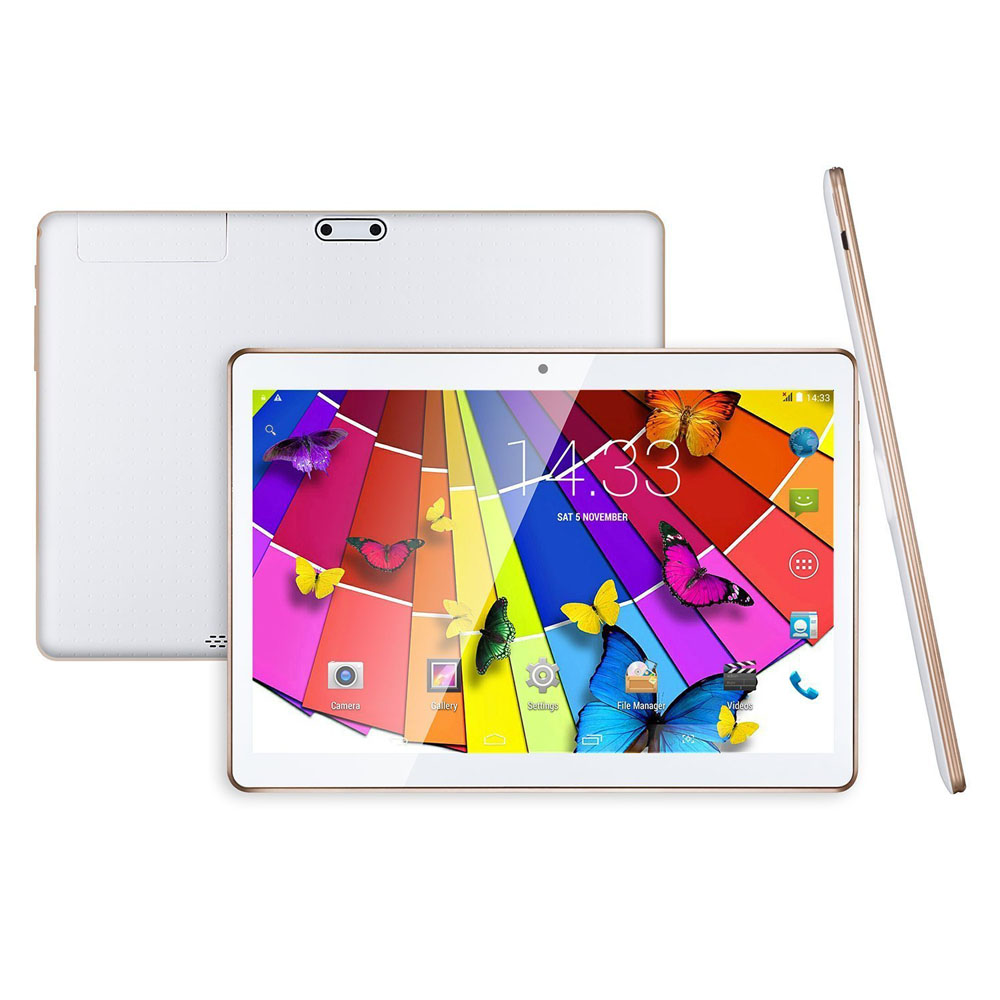 4G LTE Tablet pc 9.7 inch 3G Dual SIM 1280x800 IPS Screen Android 5.1 4GB RAM,32GB Storage, Wi-Fi, Bluetooth,2MP front and 5MP смартфон alcatel 3v 5099d spectrum blue mediatek mt8735 2gb 16gb 6 0 2160x1080 2 sim 3g lte bt 12mp 2mp 5mp wi fi gps glonas android 8 0