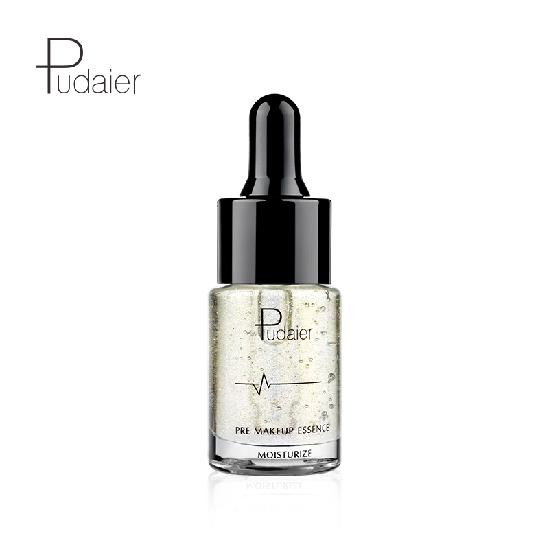 Pudaier Moisturizing Facial Lip 24K Rose Gold Elixir Skin Make Up Oil Face Essential Oil Before Primer Foundation Base Cosmetic in Primer from Beauty Health