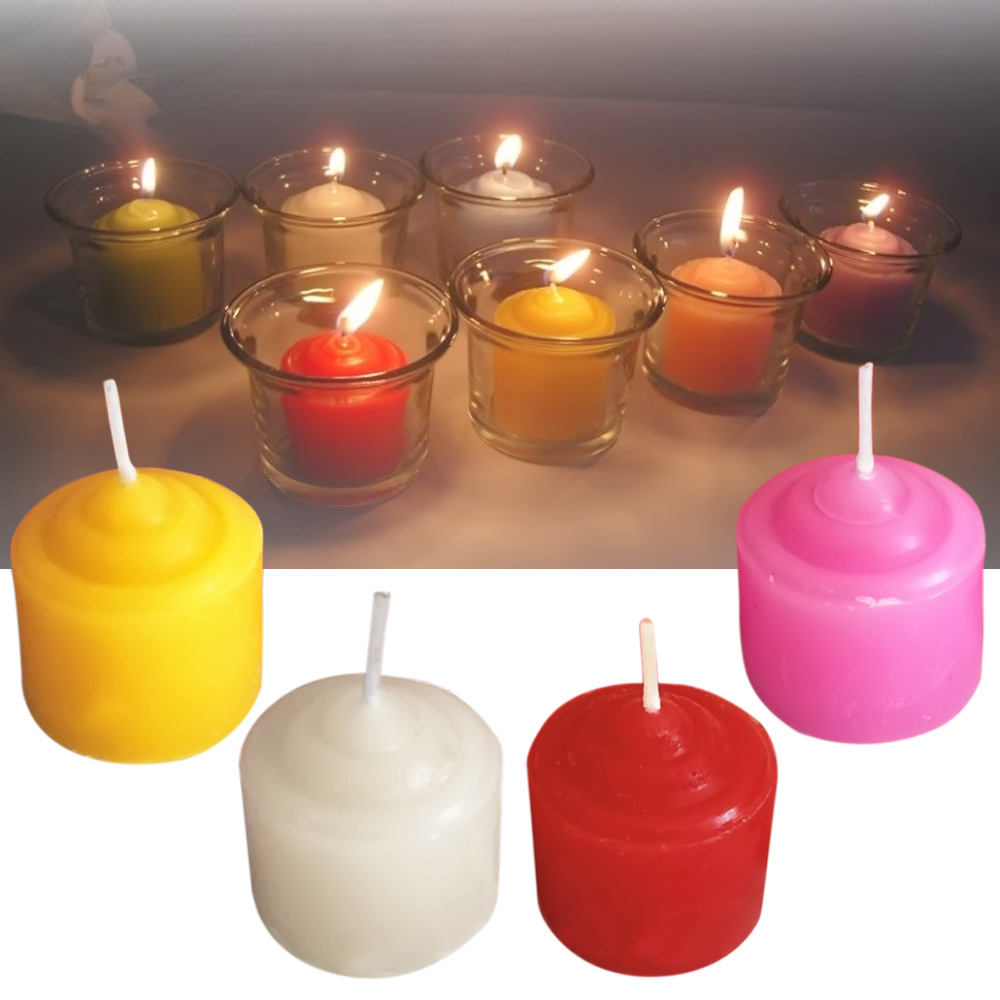 Home home decoration candles amp candle holders scented candles - 12pcs Set Cylindrical Shape Scented Candle Birthday Wedding Party Home Decor Candles Perfumadas Candele Love