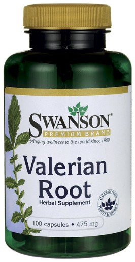 ФОТО Valerian Root  Herbal Supplement 457mg 100 capsules Free shipping