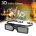 Bluetooth 3d de obturador ativo óculos 3d para panasonic 3d tvs projetor universal tv de boa qualidade