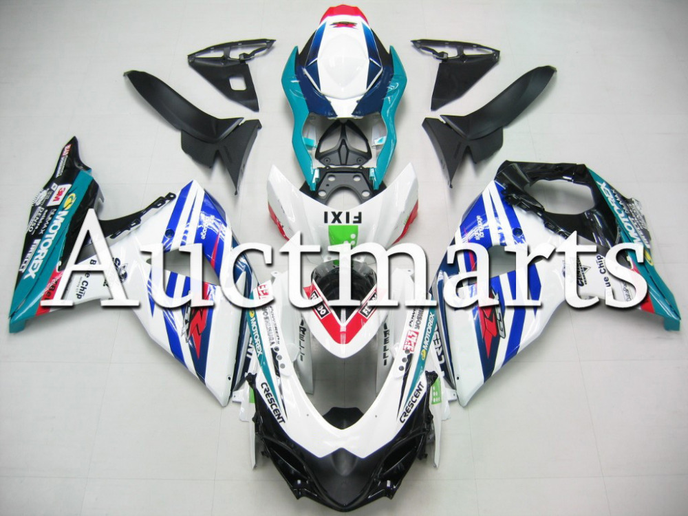 For Suzuki GSX-R 1000 2009 2010 2011 2012 ABS Plastic motorcycle Fairing Kit Bodywork GSXR1000 09-12 GSXR 1000 GSX 1000R K9 C11 for suzuki gsxr1000 upper stay fairing bracket 2011 gsxr 1000 k9 2009 2010