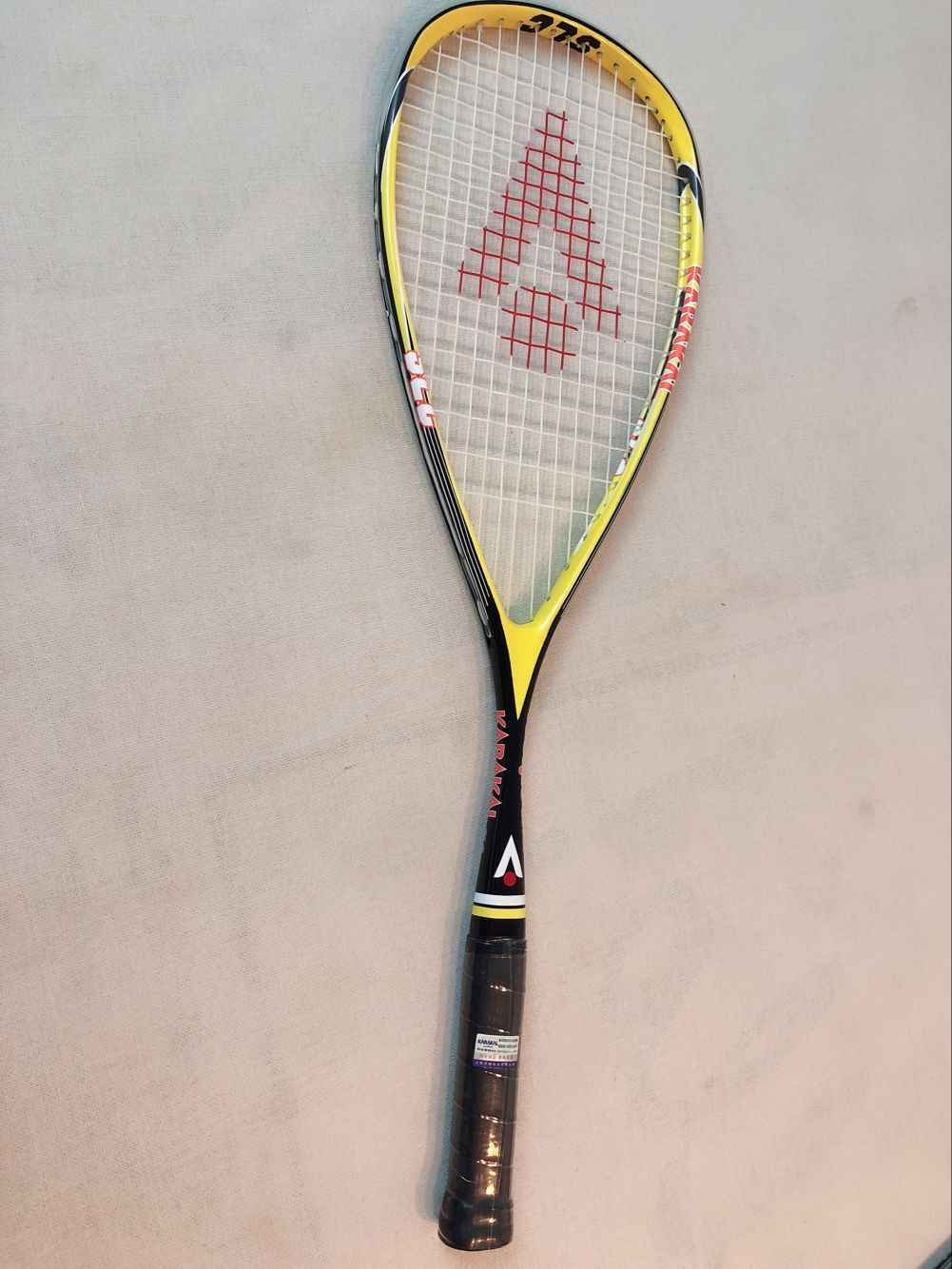Genuine Karakal Squash Racket 130g Slc Carbon Fiber Material For Squash Sport Training Match Game For Players Learners Raquete