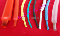 2M Lot 25 4mm Colorful Double Wall Thermal Shrinkcable Heat Shrink Tube Ratio 3 1