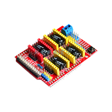 Free shipping 10PCS V3 Engraver New CNC Shield Expansion Board A4988 Driver module for Arduino 3D Printer Accessories