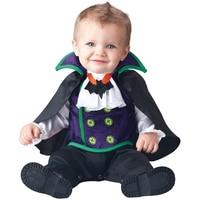 Baby Count Cutie Vampire Costume Dracula Halloween Fancy Dress
