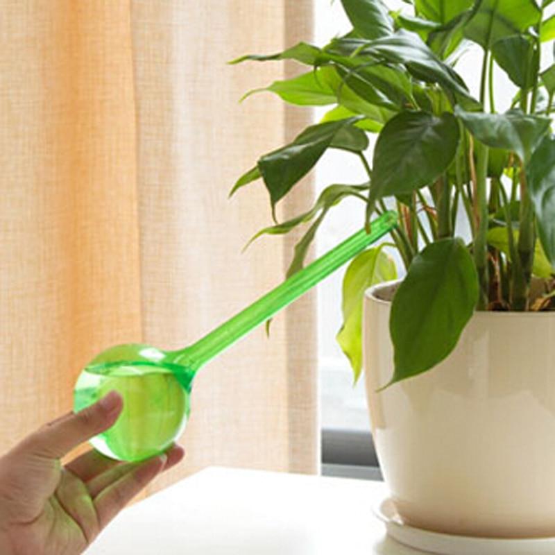 Us 10 42 19 Di Sconto Grande Vendita 10 Pezzi Di Irrigazione Automatica Dripping Mini Bottiglie Di Plastica Fiore Pianta Piante In Vaso Forniture Di