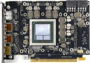 Image 5 - Bykski wykorzystanie bloku wody dla AMD XFX VEGA56 NANO/szafirowy puls Radeon RX Vega56 8G HBM2/pełna pokrywa GPU radiator miedziany blok