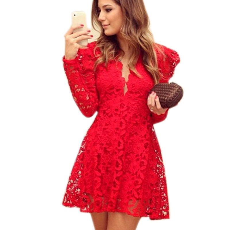 magyc.cf offers RED Lace Dressesat cheap prices starting US$, FREE Shipping available worldwide. Summer Black Lace Dress half Sleeve Elegant Women Wear Casual Formal Work Party Dress - Red - 2xl. LACE DRESSES. Women's Dresses. Long Sleeve Dresses. Sweater Dresses. Vintage Dresses. Dresses Maxi Dresses.