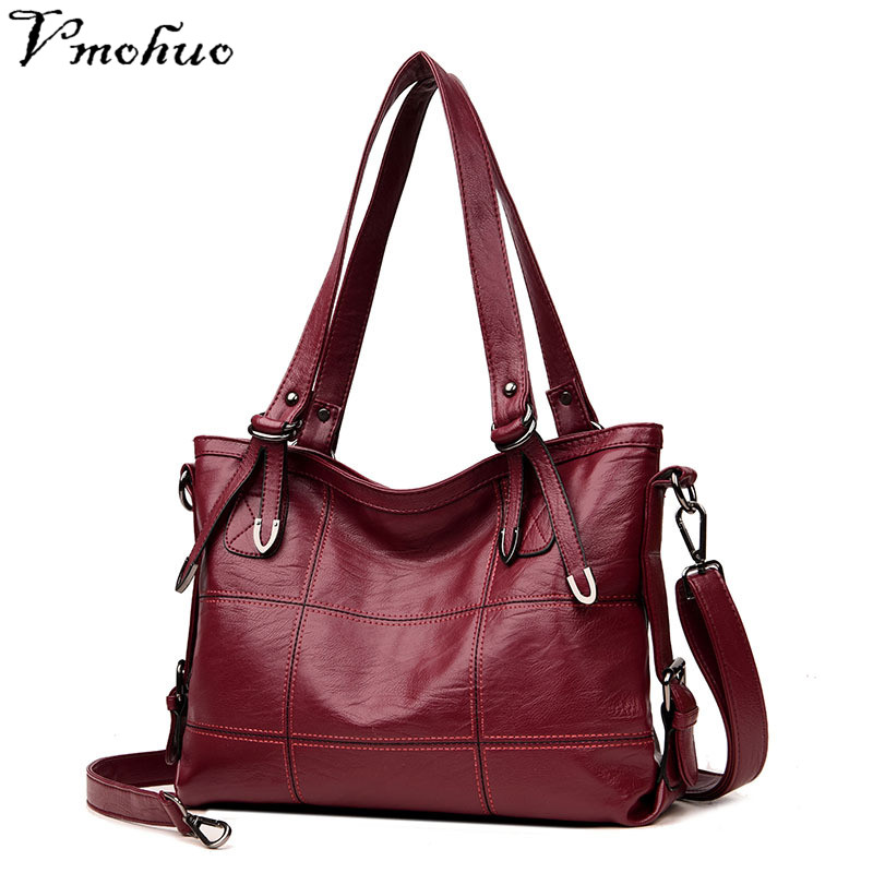 VMOHUO Messenger Bag Womens Ladies Hand Bag Women Leather Handbag Casual Tote Bag Bolsas Femininas Female Shoulder Bag