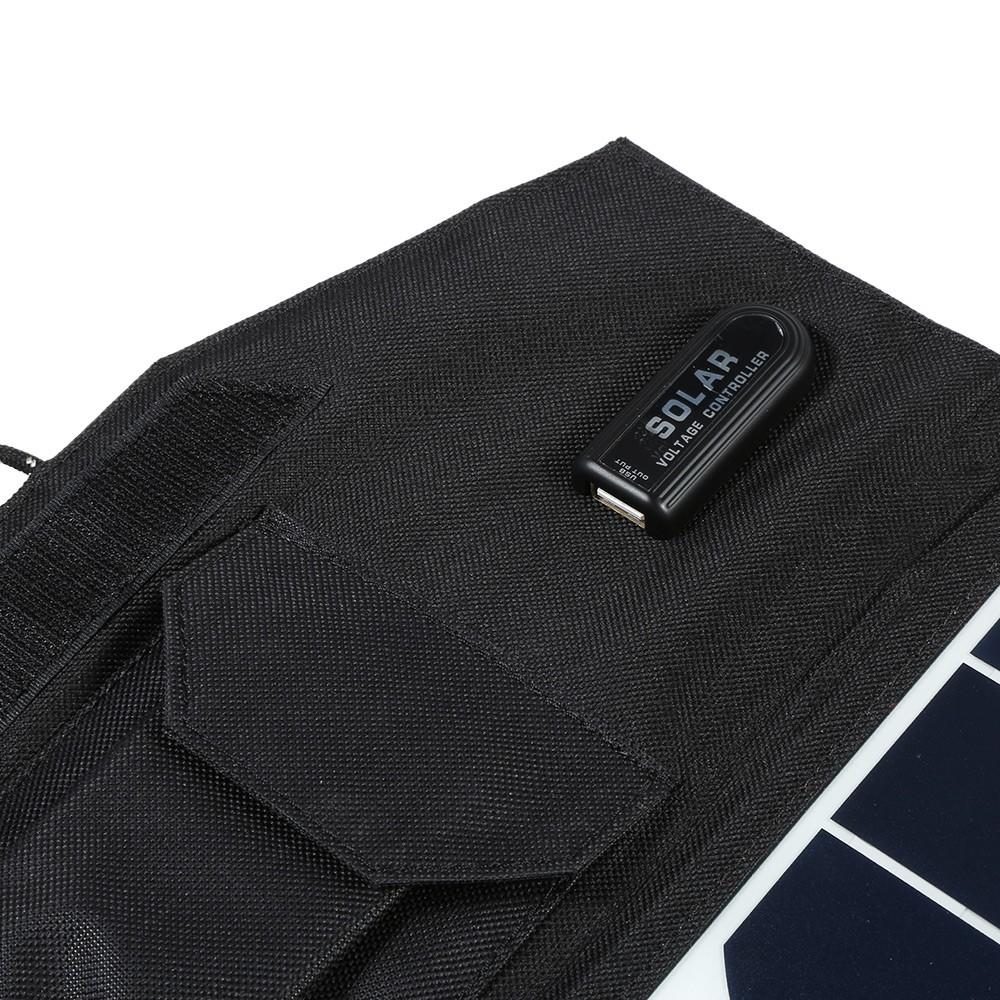 USB solar panel charger