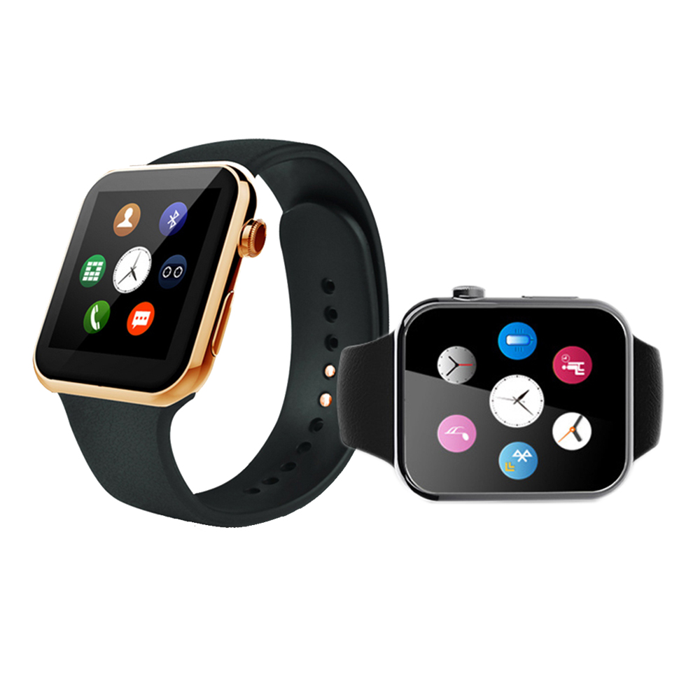 Bluetooth Smart Watch with Heart Rate Monitor Men Women Wristwatch Support Handsfree Phone Call for iPhone Samsung Android Phone wireless service call bell system popular in restaurant ce passed 433 92mhz full equipment watch pager 1 watch 7 call button