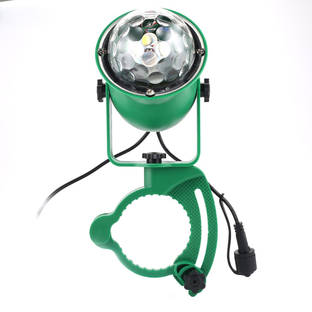 Confident Outdoor Tree Projection Lamp Rgb/w/w Rf 433 Remote Control Garden Projector Ip65 Waterproof Lights & Lighting