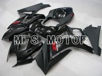 For Suzuki GSXR 1000 K7 2007 2008 Injection ABS Fairing Kits GSXR1000 K7 07 08 Others All Black