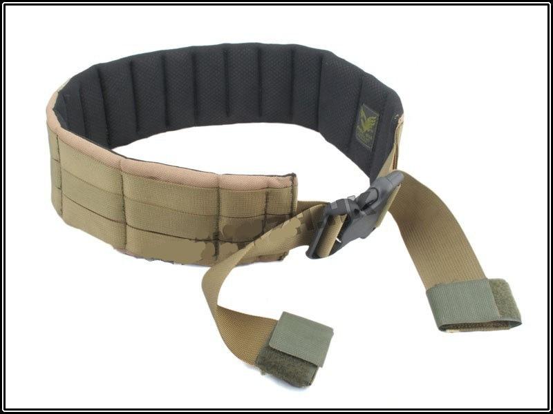 Modular Rig Belt Tactical MOLLE Belt Military cummerbund Equipment for airsoft paintball military Games Waist Support