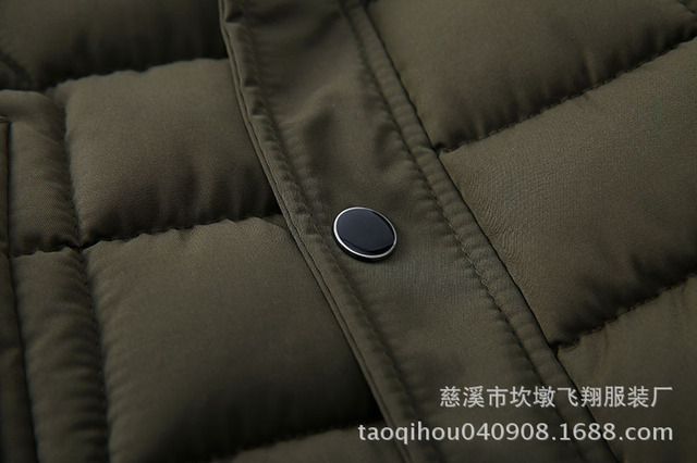 Boys Cotton Coat 2018 New Cotton Jacket M718 Foreign Trade Children's Cotton Coat