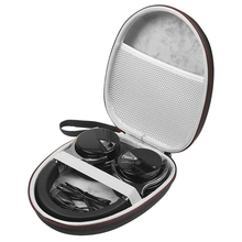 2019 New EVA Hard Protective Bag Travel Case for COWIN E7 / PRO Active Noise Cancelling Bluetooth Headphones Box Cover Pouch
