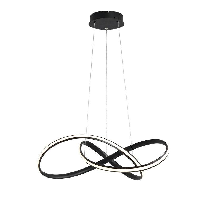 Moderne led Kronleuchter für Küche Esszimmer Wohnzimmer Suspension ...