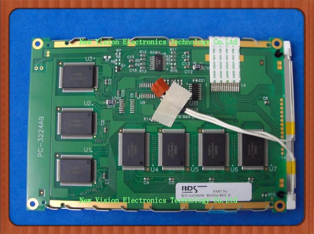 Pc-3224a9 M032qgd Lmbgat032g72cks Ag320240a4 Neue Original 5,7 Zoll Lcd Display Panel Für Industrielle Ausrüstung Anwendung Dauerhaft Im Einsatz