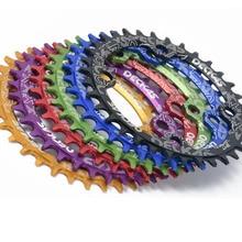 104BCD Deckas колесо велосипеда цепь круглый/овальные узкий широкий МТБ Звезду 32 т 34 Т 36 T 38 т шатуны зуб пластины для горного велосипеда