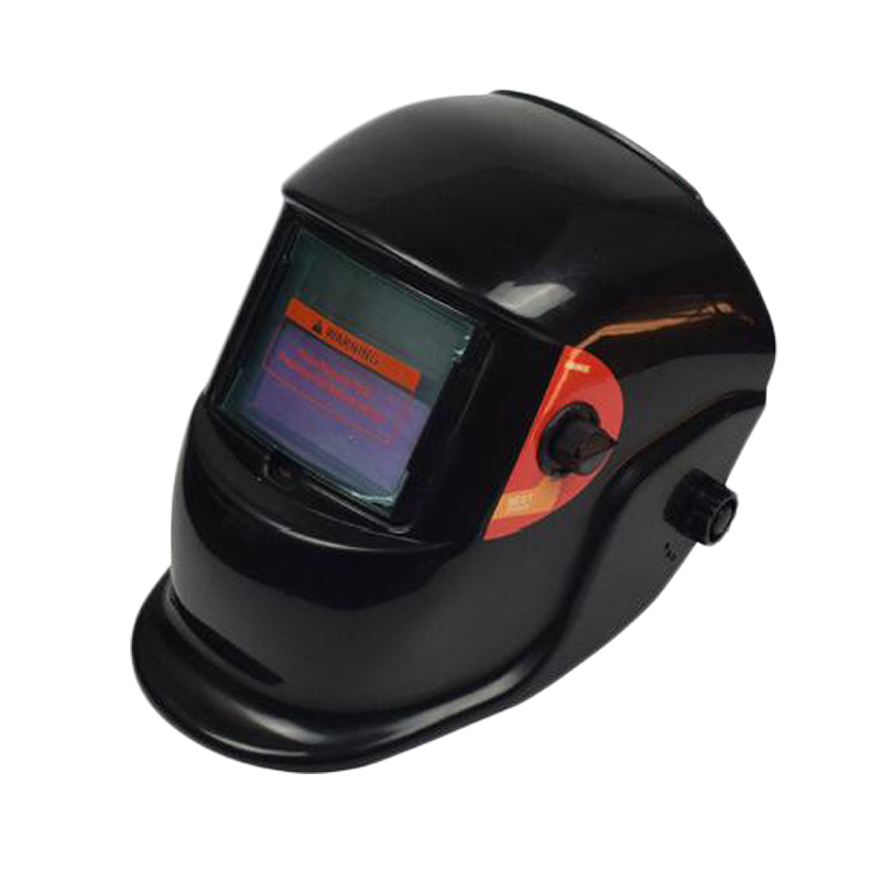 Solar Auto Darkening Welding Helmet Electric Welding Mask Welder Cap Welding Lens for Welding Protection Mask red standard design solar welding helmet auto darkening electric grinding welding face mask welder cap lens cobwebs and skull