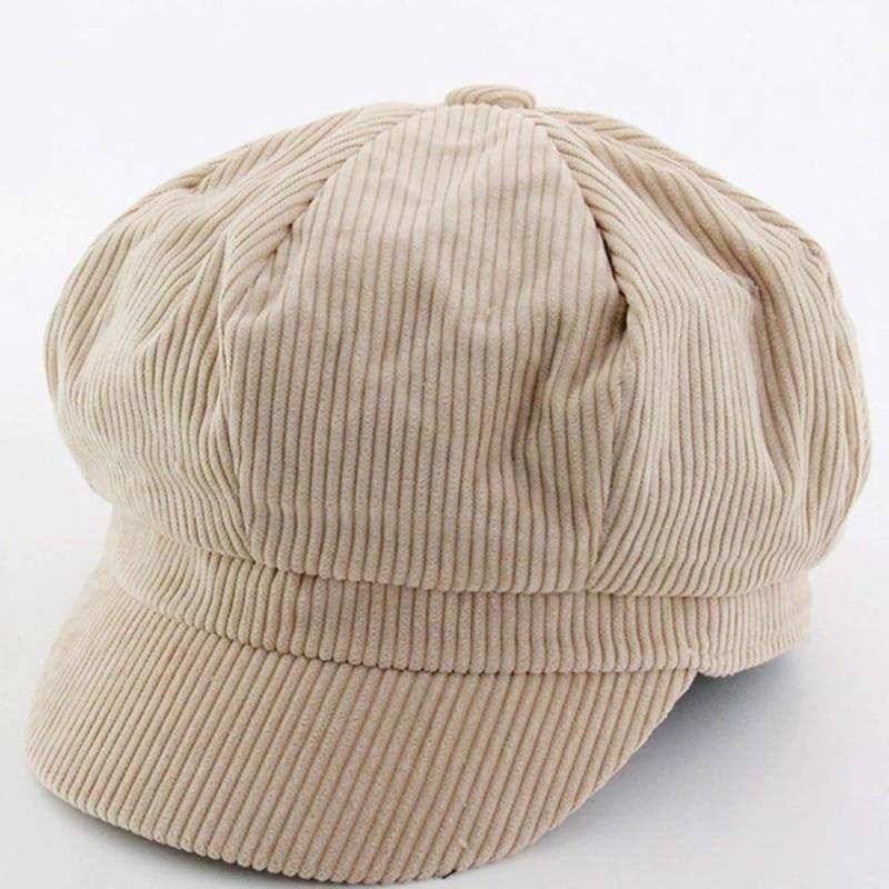 Casual Newsboy Cap