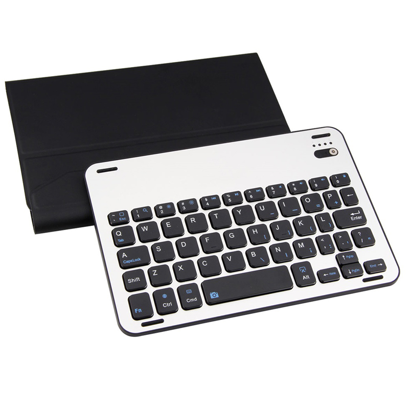 Loufu Bluetooth Keyboard For iPad Mini 4 Case Keyboard Slim Leather Case Cover With Aluminium Keyboard For iPad 7 9 Tablet in Tablets e Books Case from Computer Office