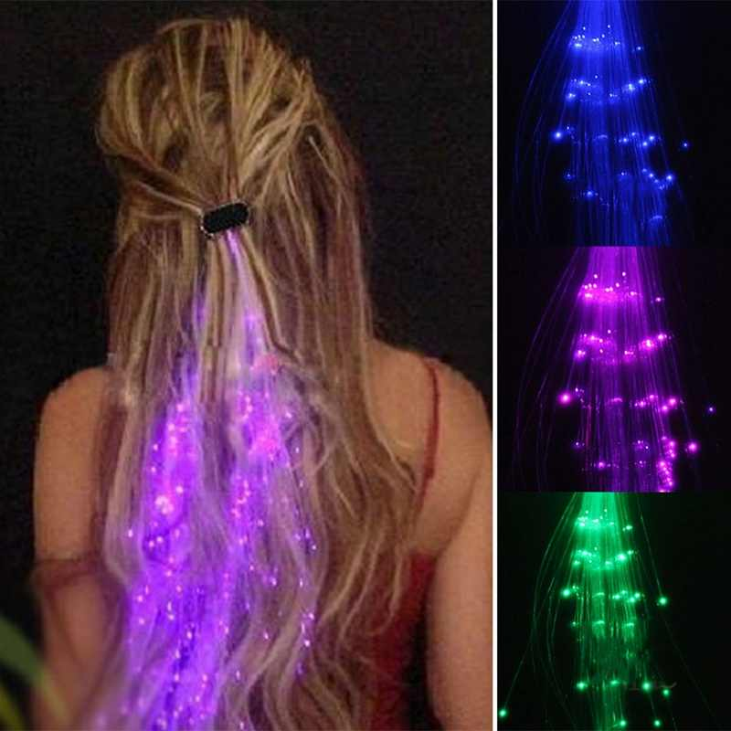 40cm LED Decorative Braid Fun Decor Lamp Christmas Party Decorations New Year Birthday Party Decorations Girls Natal Navidad